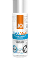 Jo H2o Anal Cool Water Based Lubricant 2 Ounce
